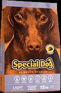Ração Special Dog Raças Pequenas Light - 15 kg