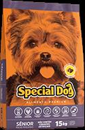 Ração Special Dog Raças Pequenas Sênior - 15 kg