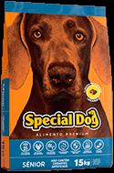 Ração Special Dog Senior - 15 kg