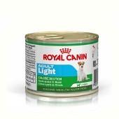 Ração Úmida Royal Canin - Raças Pequenas - Light 195g