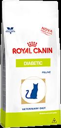 Ração Royal Canin Diabetic Feline S/O - 1,5kg