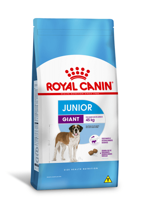 Ração Royal Canin Giant Junior 15kg