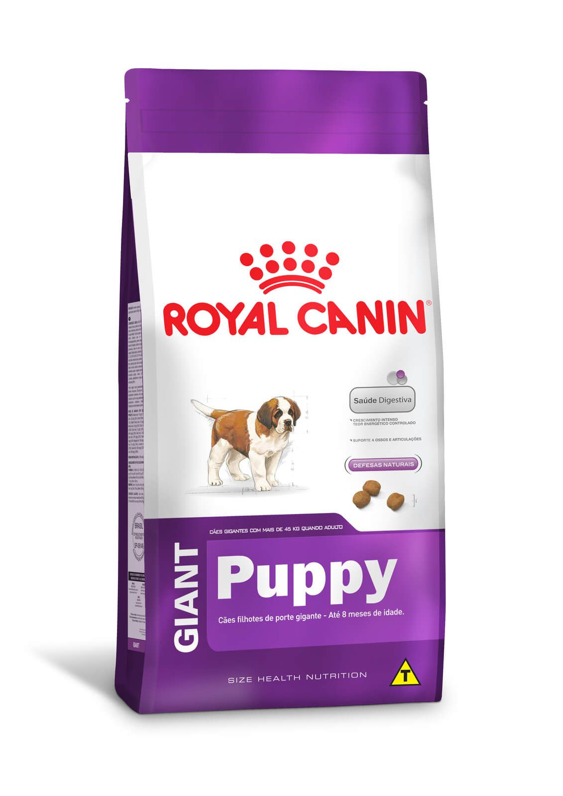 Royal Canin Giant Puppy - 15kg