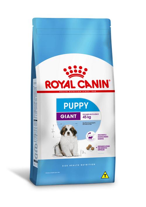 Ração Royal Canin Giant Puppy - 15kg