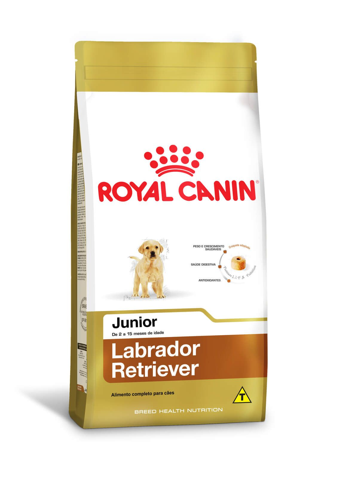 Ração Royal Canin Labrador Retriever Junior 12kg