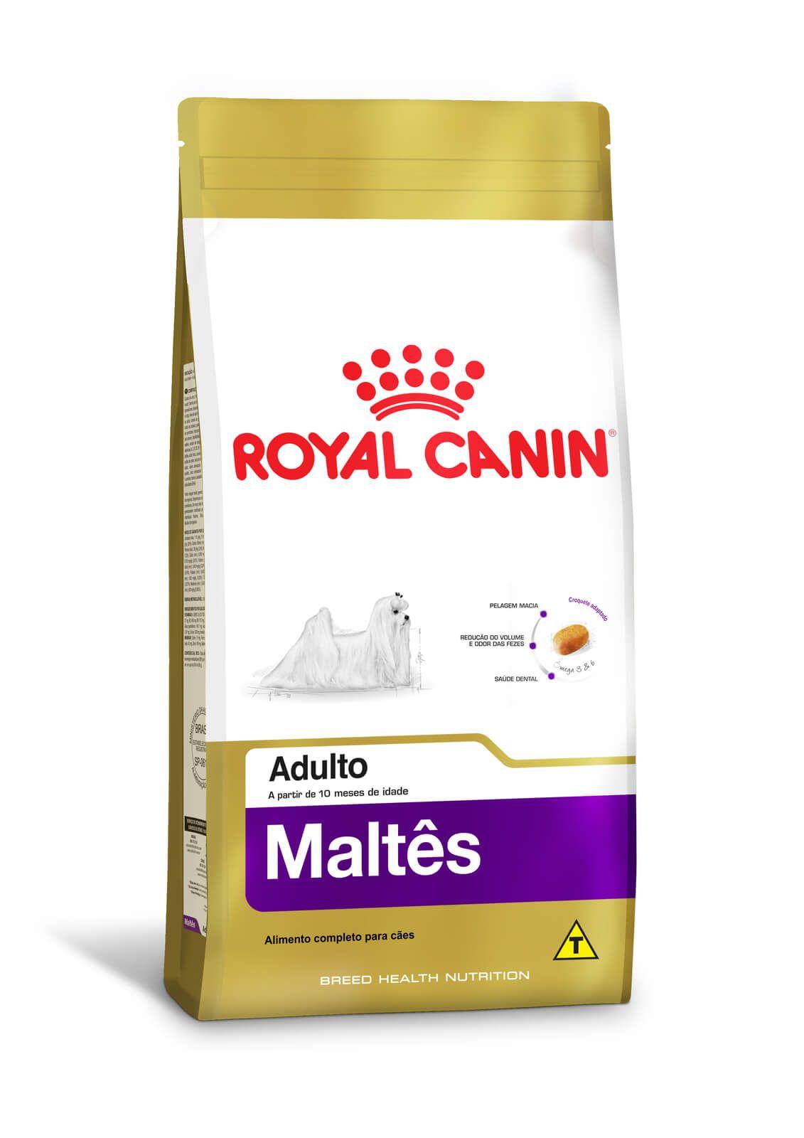 Ração Royal Canin Maltês Adult 2,5 kg