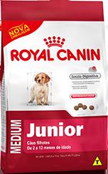 Ração Royal Canin Medium Junior  (Raças Médias) 15kg