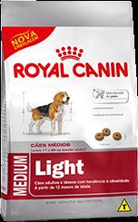 Ração Royal Canin Medium Light  (Raças Médias) 15kg