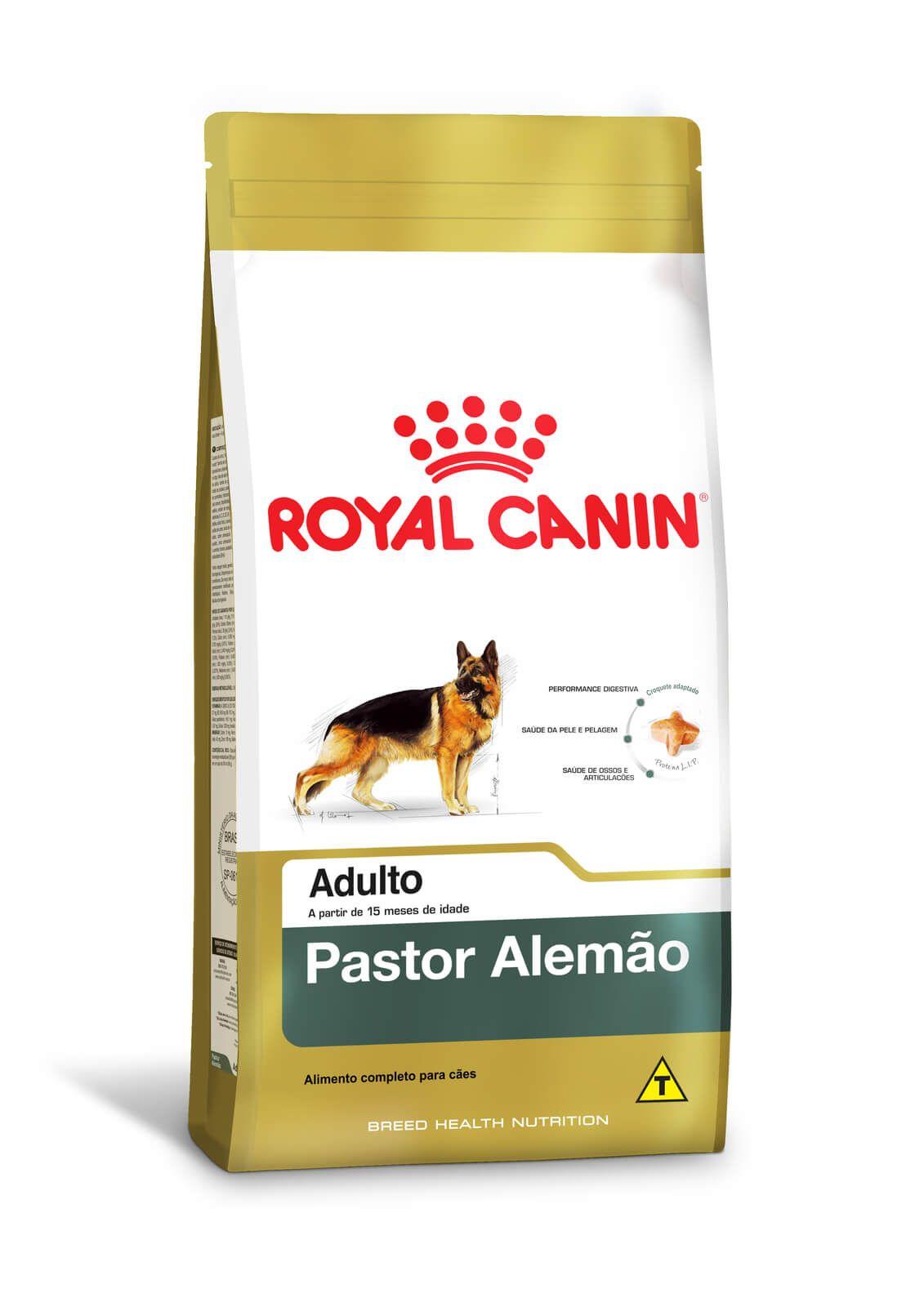 Ração Royal Canin Pastor Alemão Adult 12kg