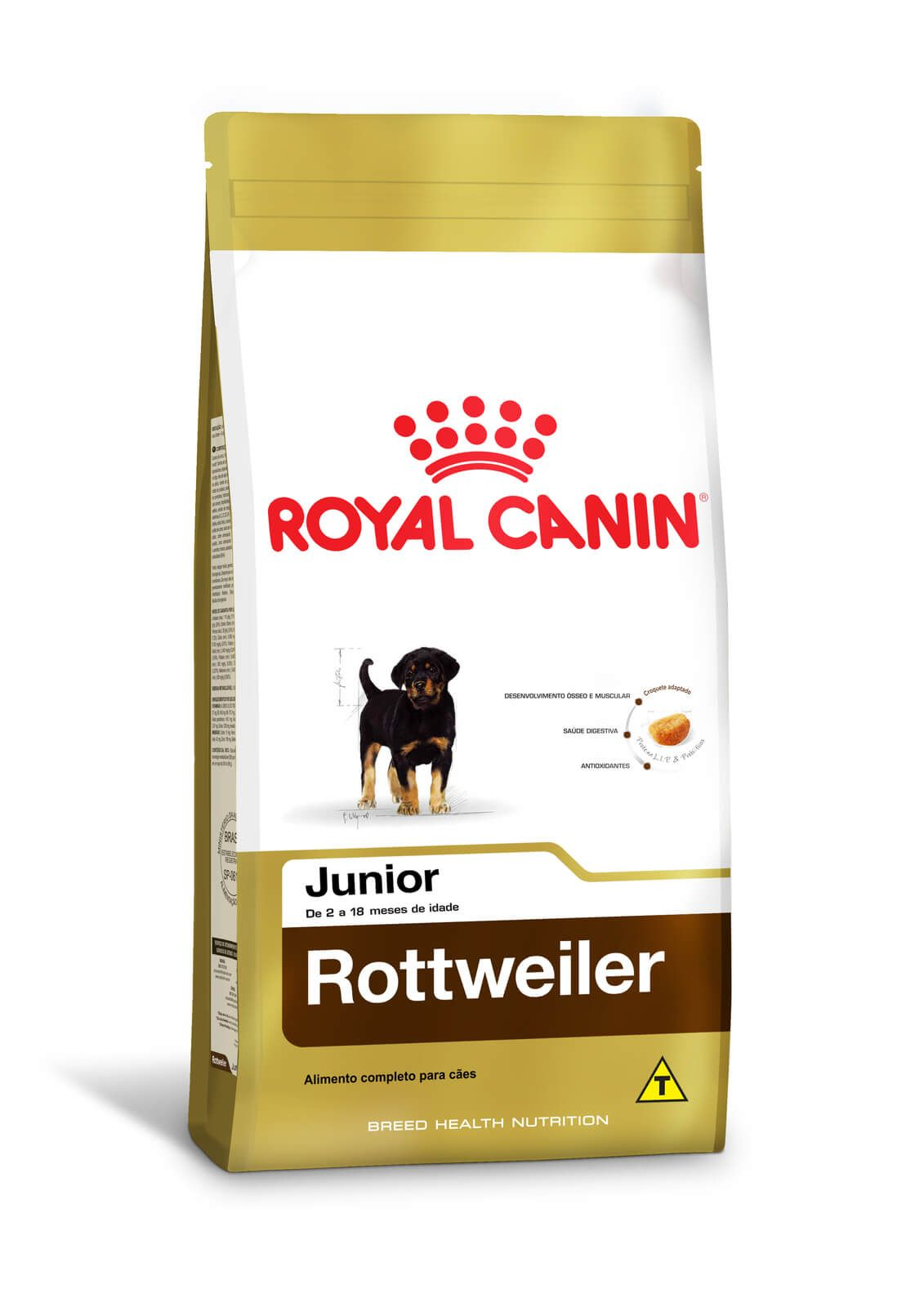 Ração Royal Canin Rottweiler Junior 12 kg