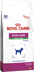 Ração Royal Canin Skin Care Adult Small Dog