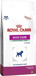 Ração Royal Canin Skin Care Junior Small Dog - 2 kg