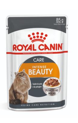 Sachê Royal Canin Intense Beauty - 85g - LEVE 12 PAGUE 11