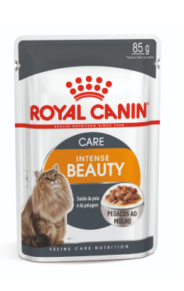Sachê Royal Canin Intense Beauty - 85g