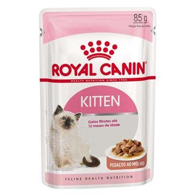 Sachê Royal Canin Kitten - Gatos Filhotes - 85g