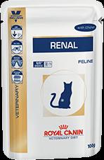 Sache Royal Canin Renal Feline - 85 gramas