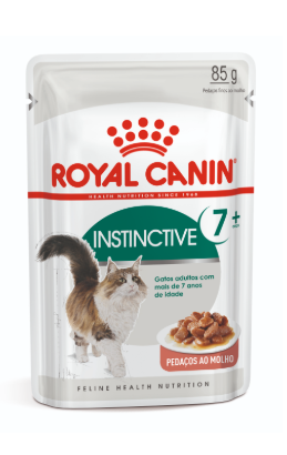Sachê Royal Canin Sênior 7+ Instinctive - 85g
