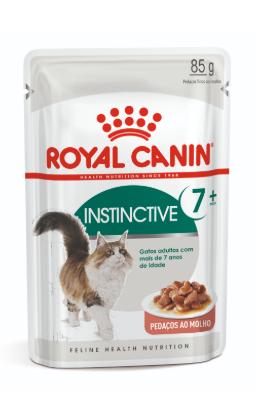 Sachê Royal Canin Sênior 7+ Instinctive - 85g