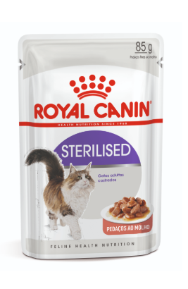 Sachê Royal Canin Sterilised  - 85g
