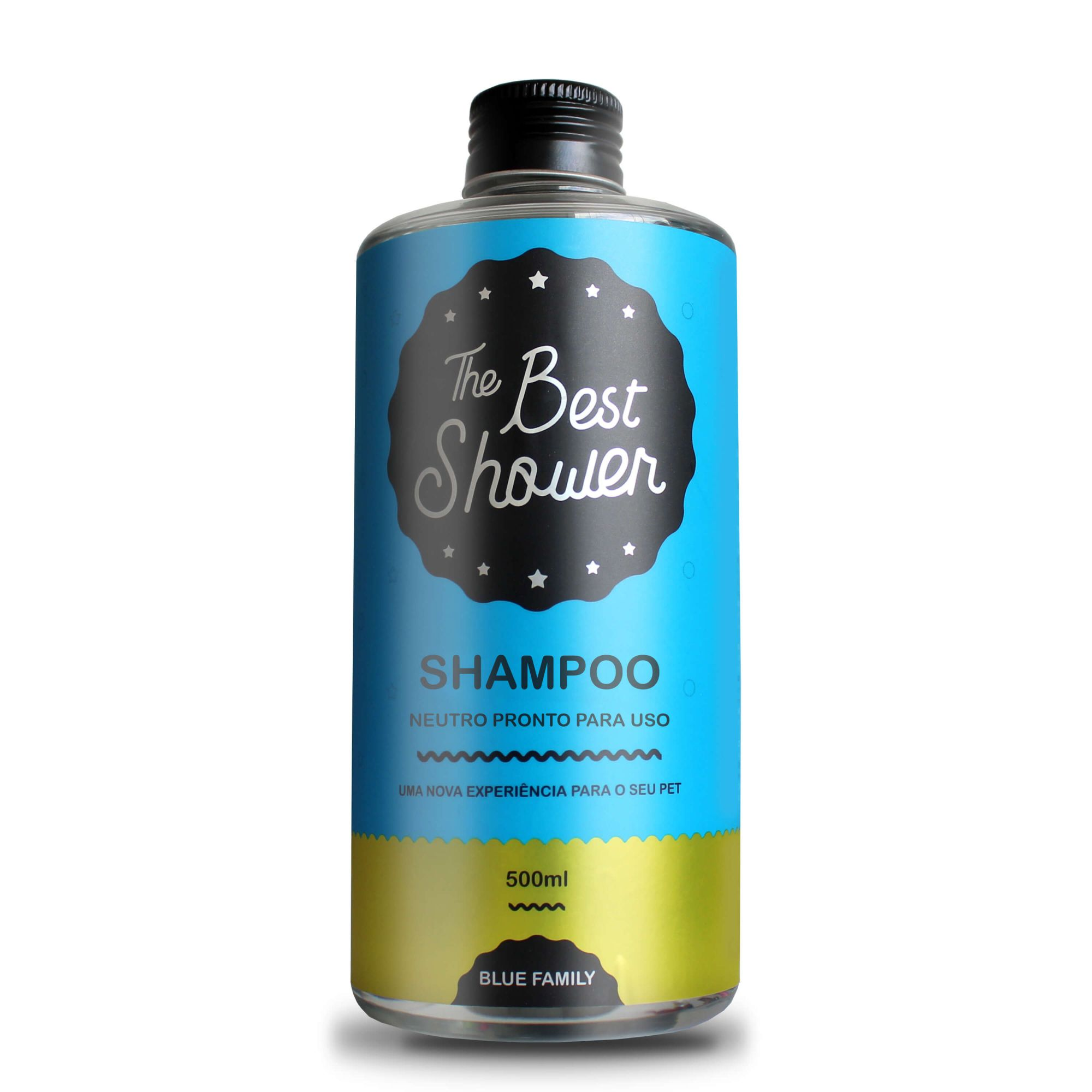 Shampoo The Best Shower - 500 mL