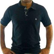 11fe04c3db masculino camisa polo camisa polo masculina azul detalhe listado c azul