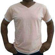 2d606b698b feminino+camisa+social+camiseta+basica+feminina+branca+gola+redonda+ ...