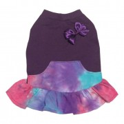 Blusa Pet Tie Dye Purple
