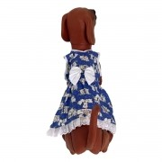 Vestido Para Cachorro Agathá