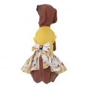 Vestido Para Cachorro Catarina