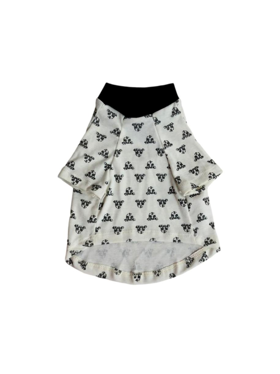 Blusa Pijama Pet Cachorrinhos