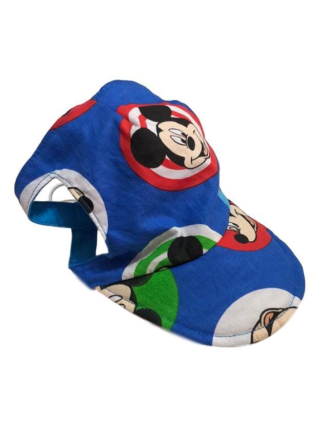 Boné Pet  Mickey Buttons