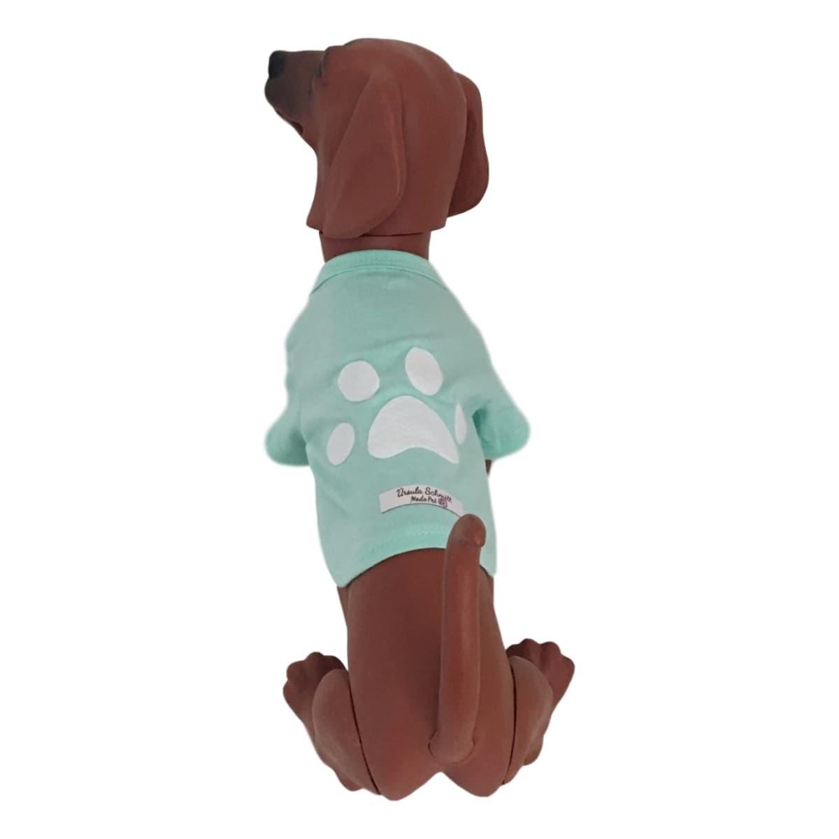 9b198359b7 Úrsula Schmitt Moda Pet - Camiseta Para Cachorro Basic