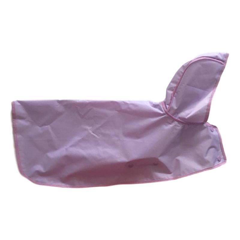 Capa de Chuva Pet Nylon Emborrachado Lilás
