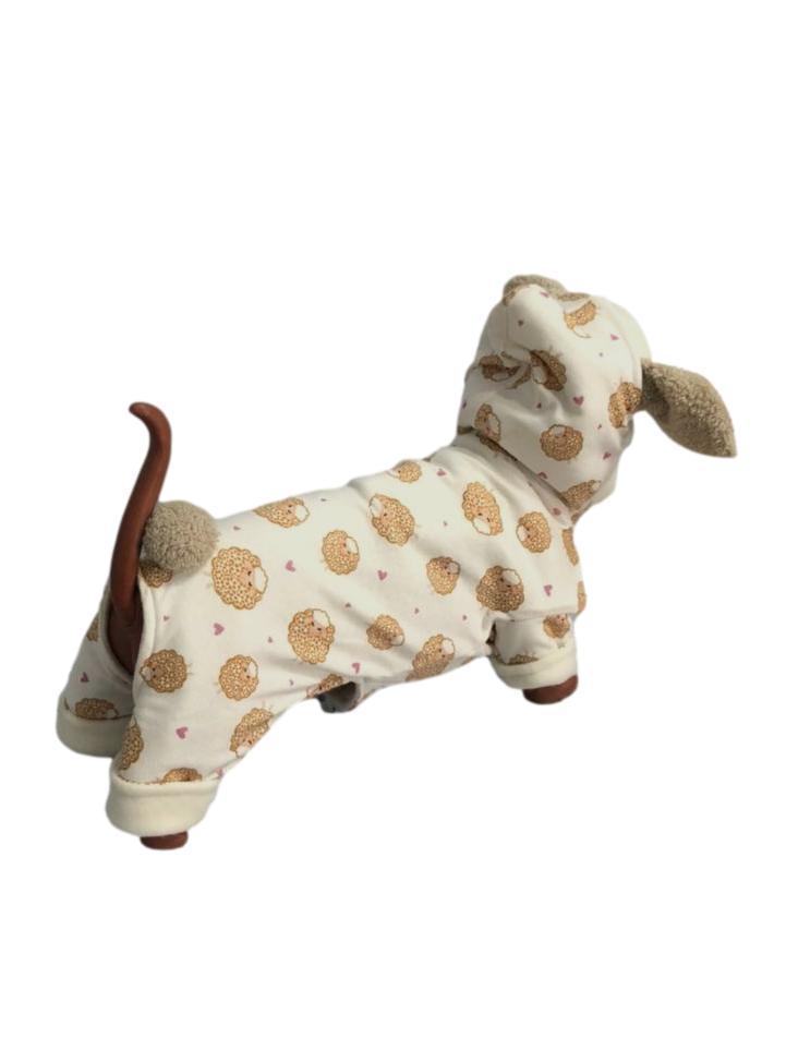 Macacão Pet Sheep