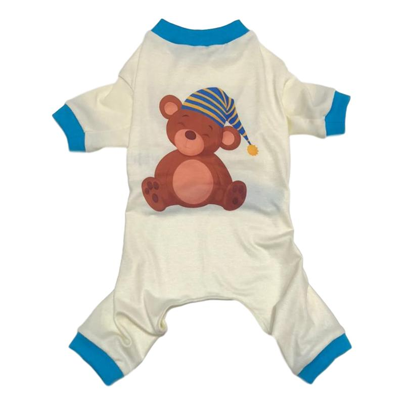 Pijama Pet Beanie Bear