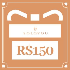 Cartão Presente Surpreenda com SOLOYOU - R$ 150