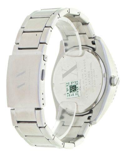 Relógio Armani Exchange Uax1263z Original