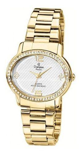Relógio Champion Passion Feminino Dourado Ch25721h