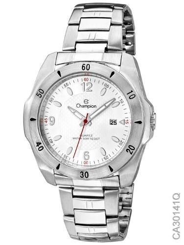 Relógio Masculino Champion Prateado Ca30141q