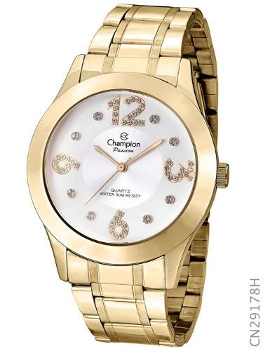 Relógio Champion Feminino Passion Cn29178h