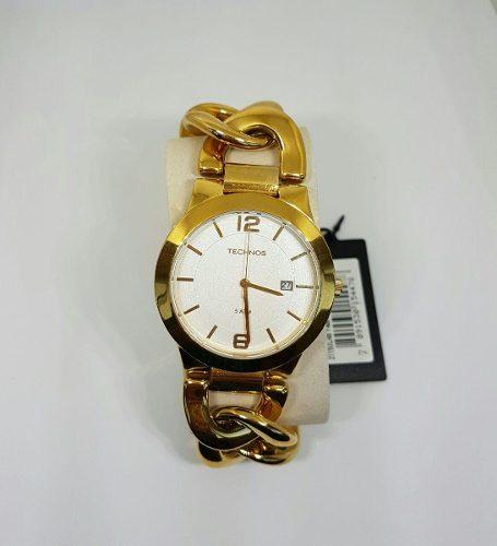 Relógio Technos Feminino 2115ul/4b Unique