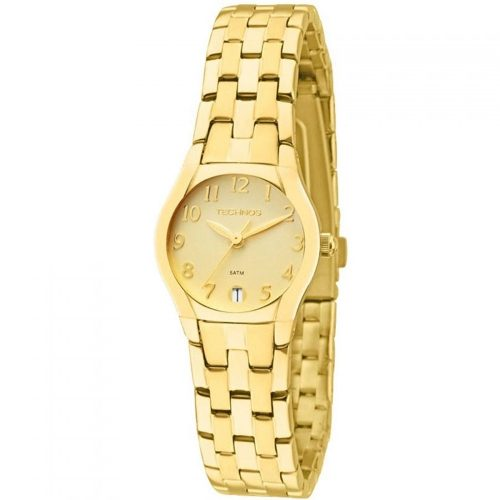Relógio Technos Feminino Elegance Mini Gl10hw/1x