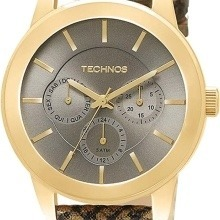Relógio Technos Feminino 6p29aga/2c
