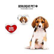 Berloque Pet Personalizado Cachorro Dog Pandora P/ Pulseira