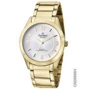 Relógio Champion Feminino Dourado Passion Cn28866h