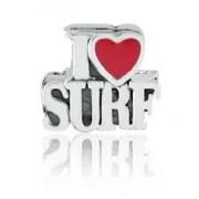 Berloque I Love SURF