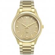 Relógio Technos Brilho Feminino 2036MLZ4D