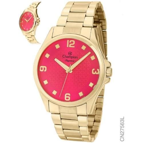 Relógio Champion Feminino Cn27563l