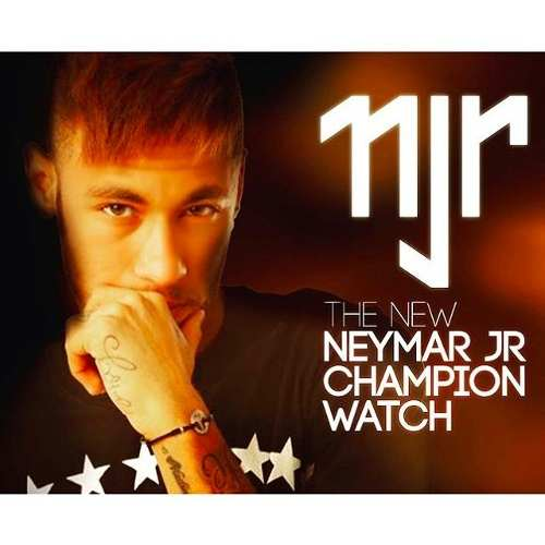 Relógio Champion Neymar Jr Watch Njr Nj380350