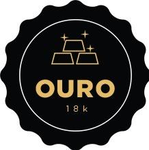 Corrente Cordao Colar Com Nome Personalizado Em Ouro 18k